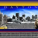 Dayton View Color Mug by steeber