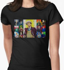 The Doctor of the Universe - The False Clown Women's Fitted T-Shirt