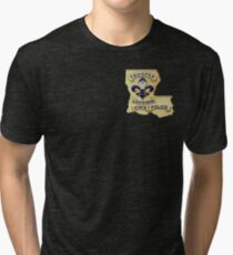 Louisiana State Police Tri-blend T-Shirt