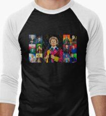The Doctor of the Universe - The Dark Clown Men's Baseball ¾ T-Shirt