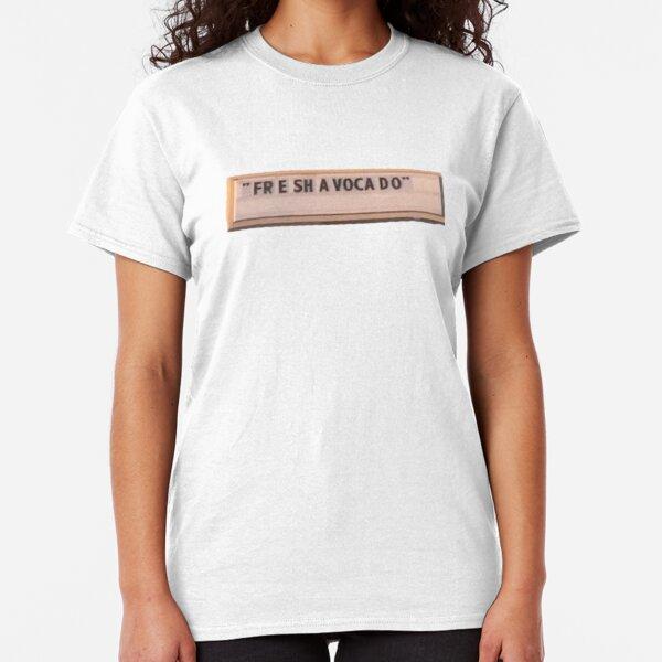 FRESH AVACADO Classic T-Shirt