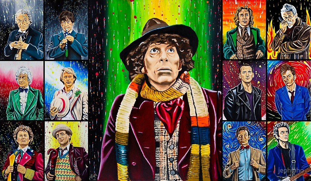 The Doctor of the Universe - The Icon by jephwho