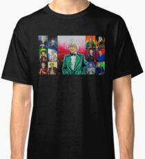 The Doctor of the Universe - The Dandy Classic T-Shirt
