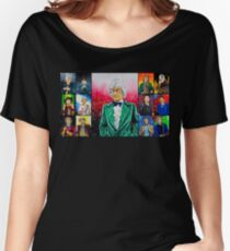The Doctor of the Universe - The Dandy Women's Relaxed Fit T-Shirt