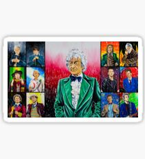 The Doctor of the Universe - The Dandy Sticker