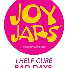JoyJars - Pink by Jessie Rees Foundation: Never Ever Give Up