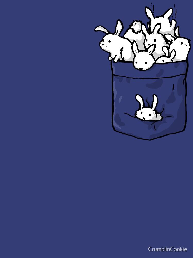 Bunnies! by CrumblinCookie