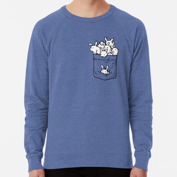 Bunnies! Lightweight Sweatshirt