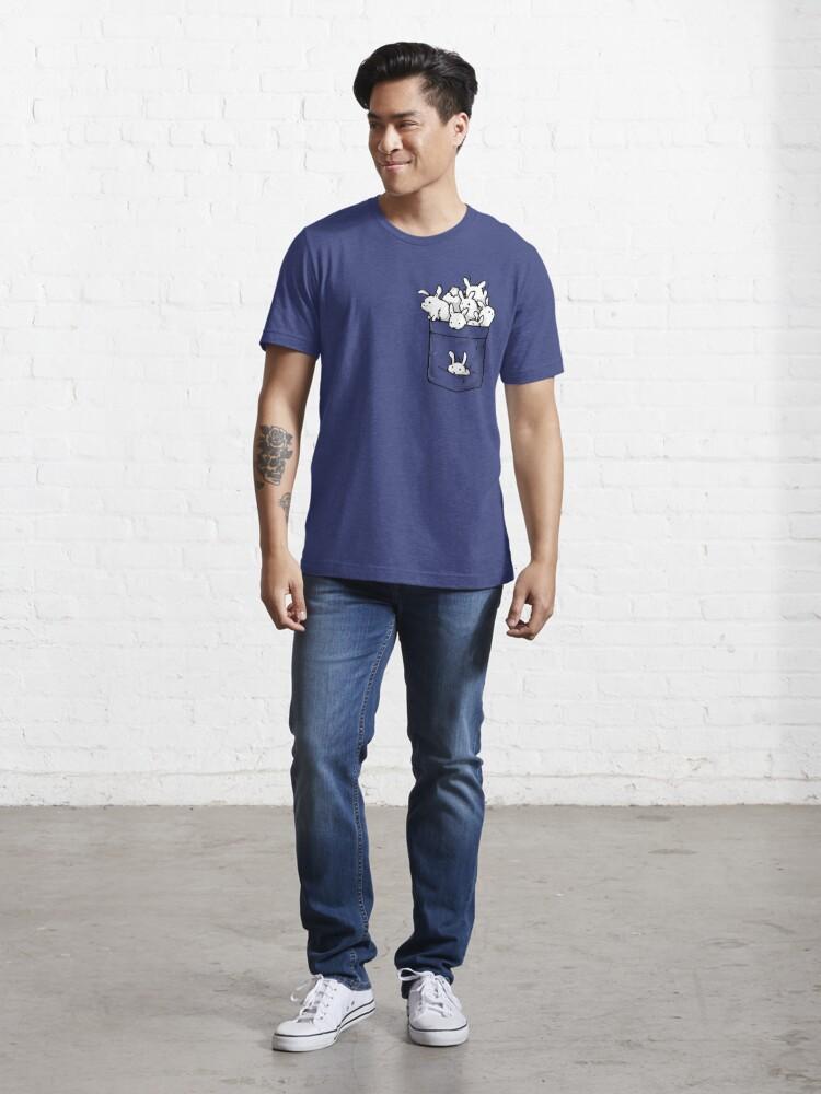 Alternate view of Bunnies! Essential T-Shirt