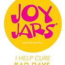JoyJars - Yellow by Jessie Rees Foundation: Never Ever Give Up