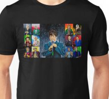 The Doctor of the Universe - The Cosmic Hobo Unisex T-Shirt