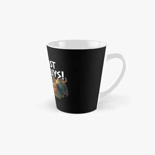 Socrates, one last drink - youth of athens Tall Mug