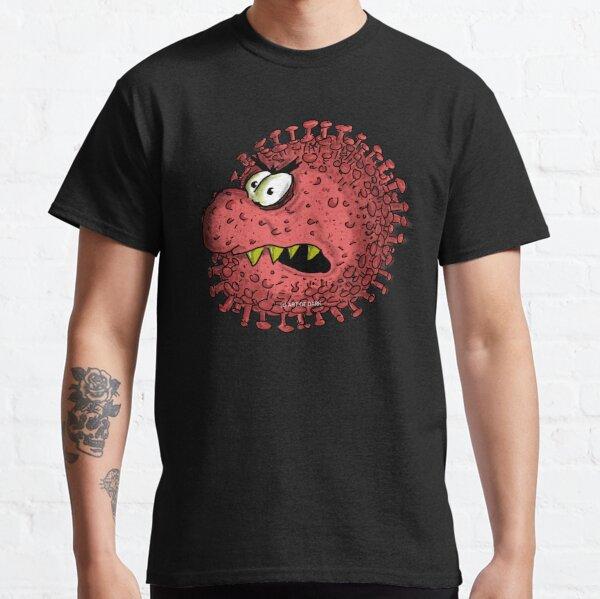 COVID virus cartoon Classic T-Shirt