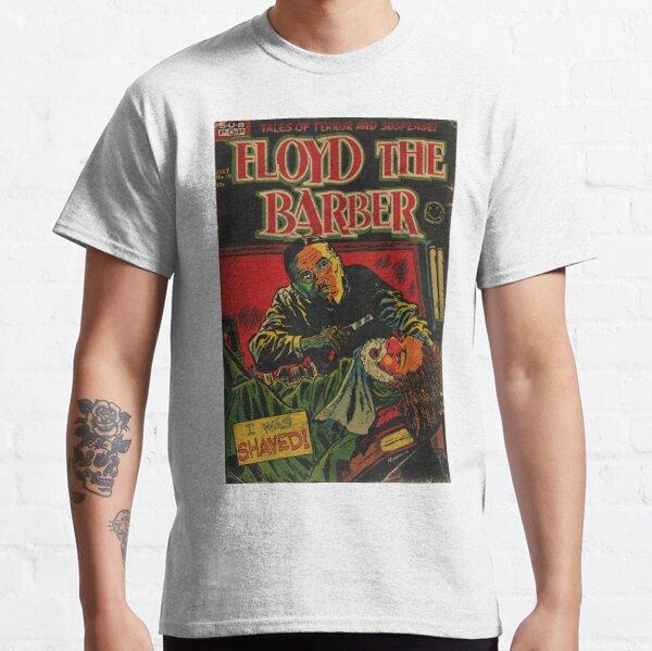 Nirvana - Floyd le barbier Andy Griffith parodie Comic Book Art T-shirt classique