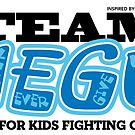 Team NEGU by Jessie Rees Foundation: Never Ever Give Up