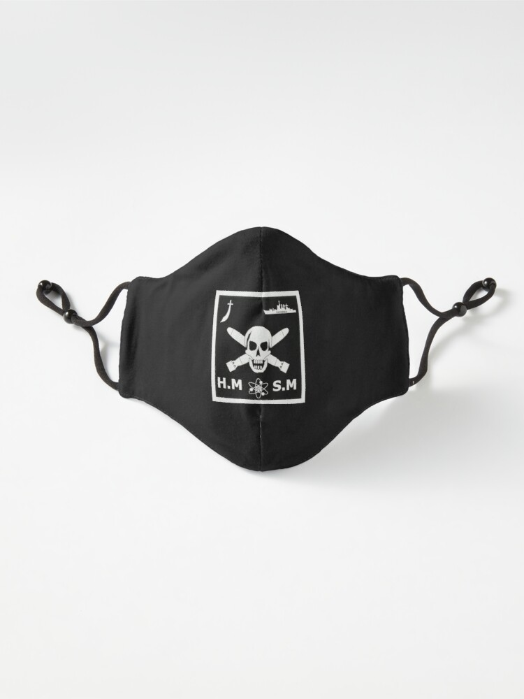 Alternate view of SUBMARINER Mask