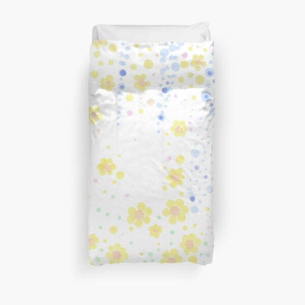 Touch of Life (transparent background) Duvet Cover
