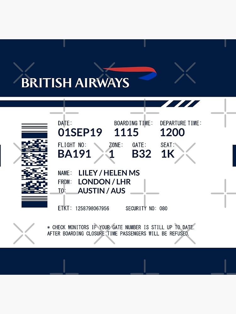 Boarding Pass 5748x5748 LHM by twgcrazy