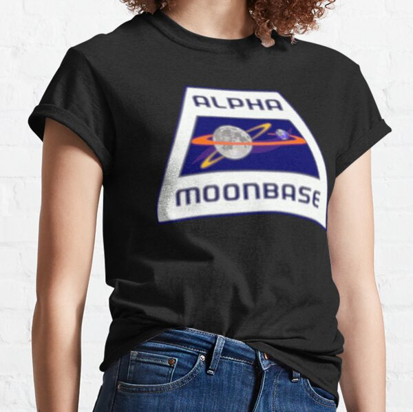 MOONBASE ALPHA Classic T-Shirt