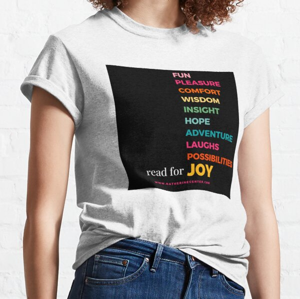 READ FOR EVERYTHING Classic T-Shirt