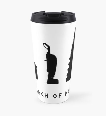 The Evolution of the Kaled Travel Mug
