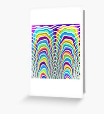 Playful Colors Greeting Card