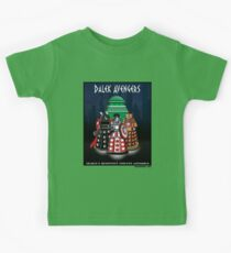 Marvel at the Su-WHO-per-heroes Kids Tee