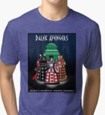 Marvel at the Su-WHO-per-heroes Tri-blend T-Shirt