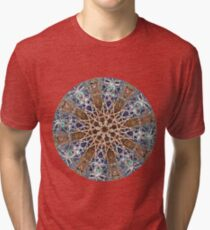 Marble Table Top For Position Tri-blend T-Shirt