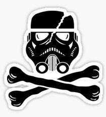 Pirate Trooper Sticker
