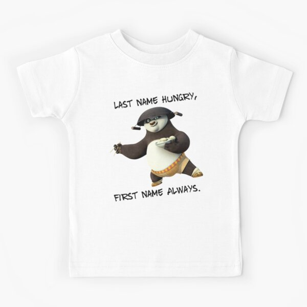 Kung fu panda Kids T-Shirt
