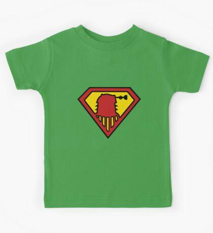 Super-Dalek Kids Clothes