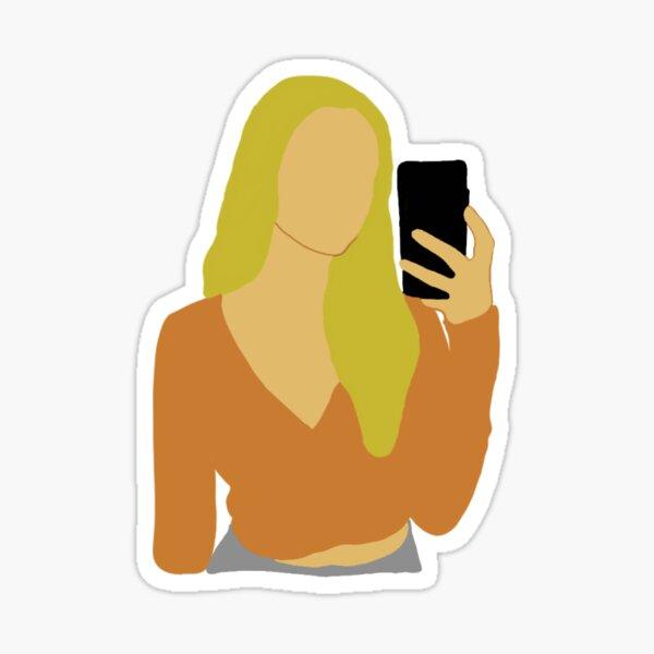 GIRLY Sticker