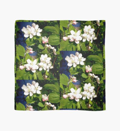 Apple Blossoms Scarf