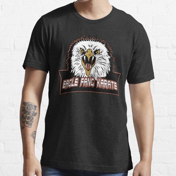 Das Eagle Fang Karate, New Cobra Kai Dojo Essential T-Shirt