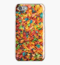 Fruity Pebbles is I iPhone Case/Skin