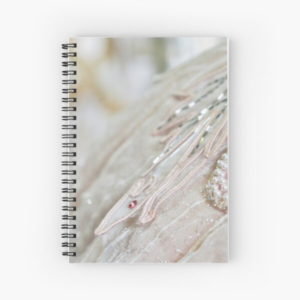 Ballet Bling Spiral Notebook