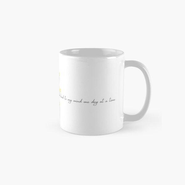 Crush. and be Well. Classic Mug