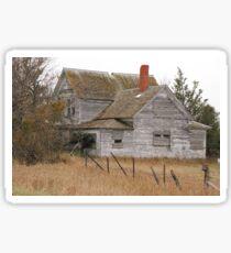 Deserted House Sticker