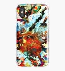Cosmic Explosion iPhone Case