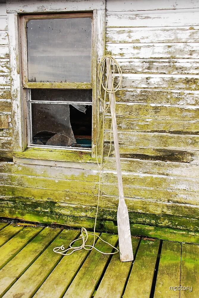 Broken Window by mcstory