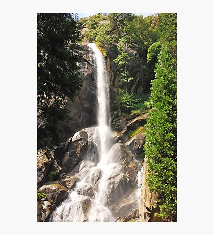 Grizzly Falls Photographic Print
