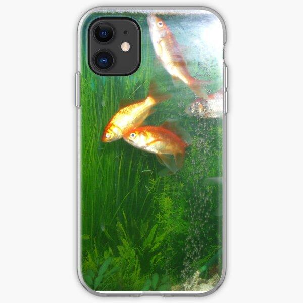 Goldfish Fun iPhone Soft Case