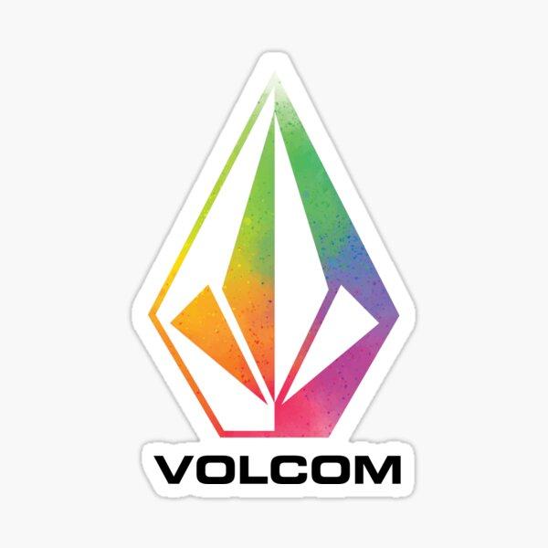 la tendencia $$ Volcom Stone Pegatina