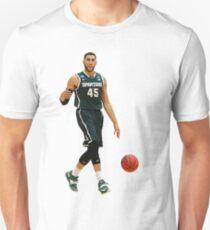 Denzel Valentine of Michigan State Unisex T-Shirt