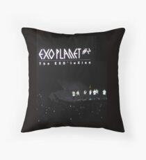 ExoPlanet Throw Pillow