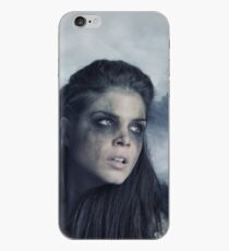 The 100 - Octavia Blake - Season 3 Poster iPhone Case