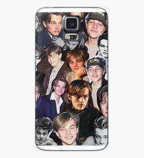 Leonardo Dicaprio Collage Case/Skin for Samsung Galaxy