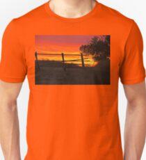 Bear Butte Sunset T-Shirt