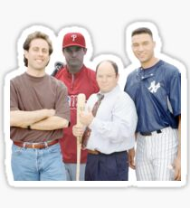 Seinfeld x Pat Burrell Sticker